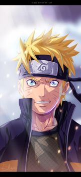 Naruto 693 - Lets do this .. ! by i-azu