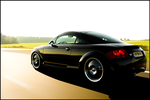 AUDI TT Toon - No Outlining by svennardten-design