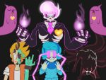 Mystery Skulls Animated - Ghost by X-Auriel-X
