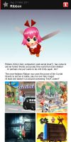 Super Smash Bros. 4 - Ribbon by follyoftheforbidden
