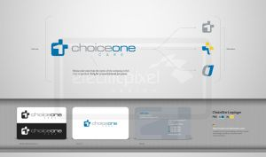 ChoiceOne Logo by submicron