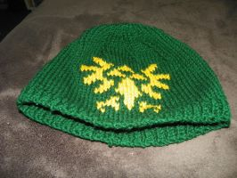 Triforce Hat by AquarianDreamer