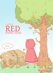 Little Red Riding Hood by Raixaz