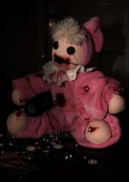 Voodoo doll by mathildaenlund