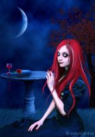 A Gothic Romance by morbidillusion666