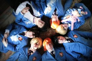 Ouran High School Host Club by StockholmCosWave