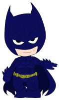 Chibi: The Batman by animereviewguy