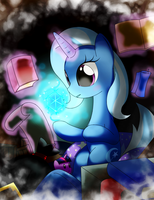 Trixie magic learning by hoyeechun