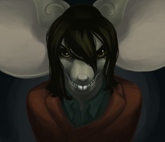 This is my teaching face by mouseymachinations