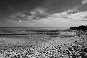 Oleron a maree basse by flop404