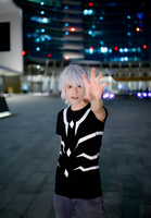 Accelerator's Chaos, Toaru Majutsu no Index by hakucosplay