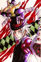 D.Gray-Man - Ace by hart-coco