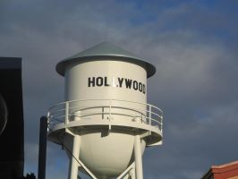Hollywood Land Water Tower by BigMac1212