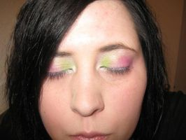 Showing Make up 1 by Geekypixie