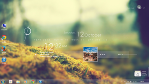 Rainmeter Desktop by joaovitor2763