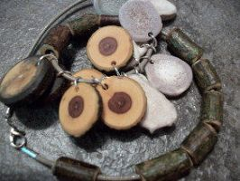Antler and Wood Beads and Blanks by PymatuningCrafts