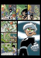Danny Phantom.Seeing Red3 by EDarnes
