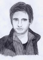 Aaron Stanford by BringTheKaos