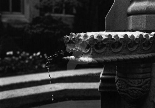 Fountain by alizahid82
