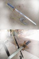 luarettas hitsugaya sword by Drunken-Dark-Soul