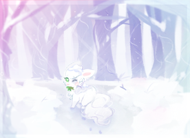 White winter~ .:Event:. by Featherwishes