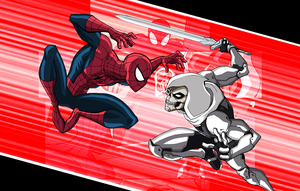Marvel Infinite Comics: Ultimate Spider-Man 15 by LucianoVecchio