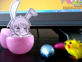 Paper child: Easter by Oslogirl5