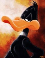 Daffy Duck by Carnage-Khan
