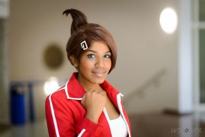 Aoi Asahina at CosDay by llAngelusll