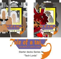 Starter Deck: Series 4 by roy9th