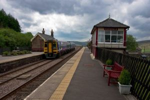 Garsdale Station by irwingcommand