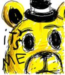 Golden Freddy by Lunore