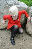 Hiding from Romulans by Red-Ribbon-Cosplay