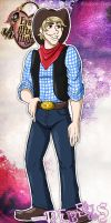 Ever After High OC: Mouson Shooter by Hasana-chan