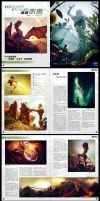 Fantasy art mag interview by jameswolf
