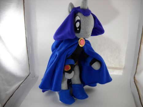 Standing with cape by digigirl789