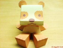 Rommy Teddy Bear 2 by sinnershizuka