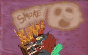 SMOKEEEE by Makinita