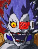 Ryuk- a Death Note and Dragonball Crossover by HyperMetroid