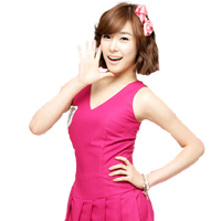 Tiffany-SNSD-PNG by SunShiner9