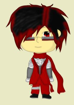 Chibi TimeRunner- Request Gift for HinataFox790 by kyliesmiley1998