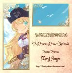 The Princess Project Artbook Preview by doublejoker00