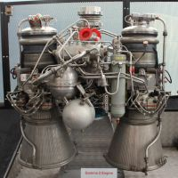 Rocket Engine by fuguestock