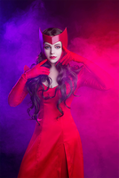Scarlet Witch by TimmyFrost