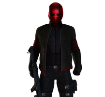 Red Hood by l-face