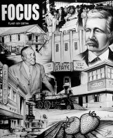 Focus 2009 Cover collage by starr2099