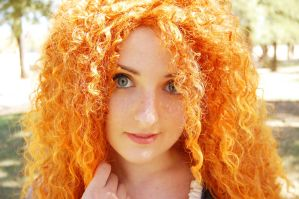 Only Merida version2 by Alinechan