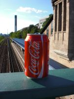 Coke Can by Helz-Design