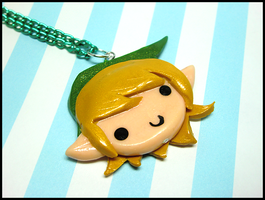Link Necklace by GrandmaThunderpants