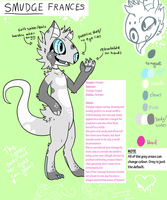 Smudge Ref [GIF] by Smudgeful-Thinking